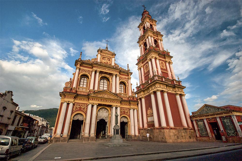 Город Сальта в Аргентине: достопримечательности