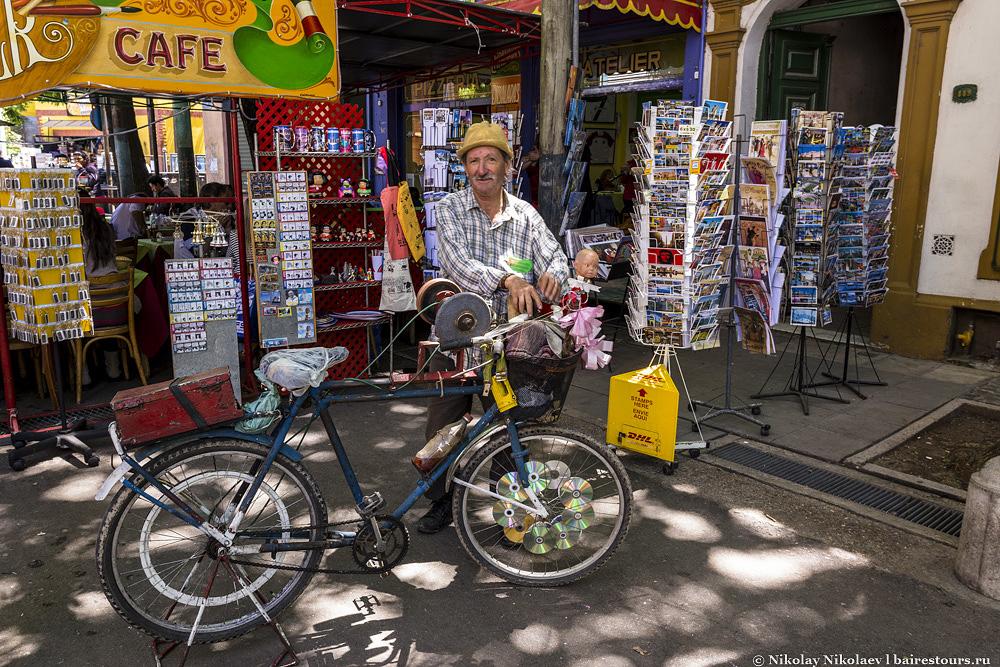 49. Велосипед-машина времени.