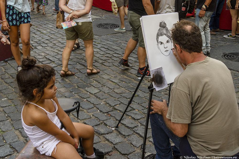 12. Можно сделать свой портрет