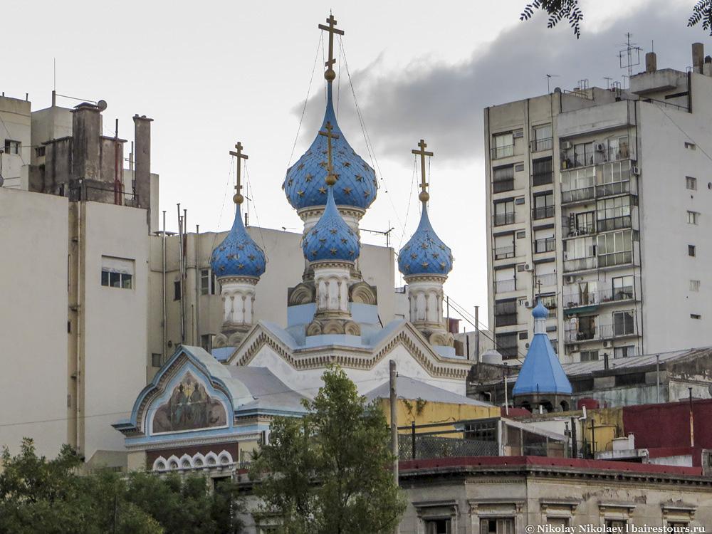 58. Тут же находится уникальное место русская православная церковь Святой Троицы. Место, которое меньше всего ожидаешь встретить посреди не самой благополучной части города.