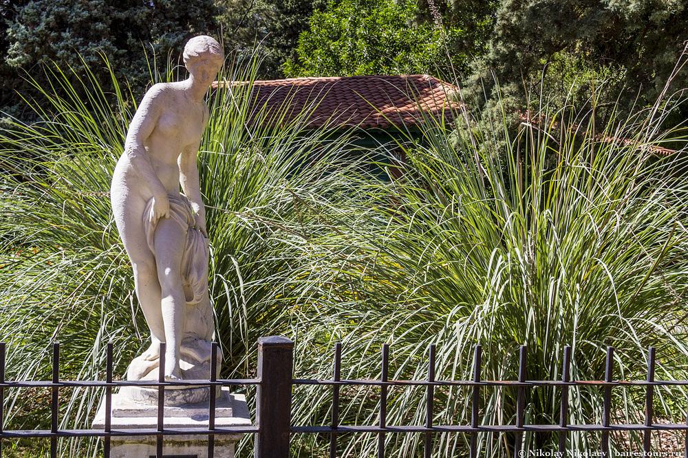19. Ботанический сад Буэнос-Айреса.