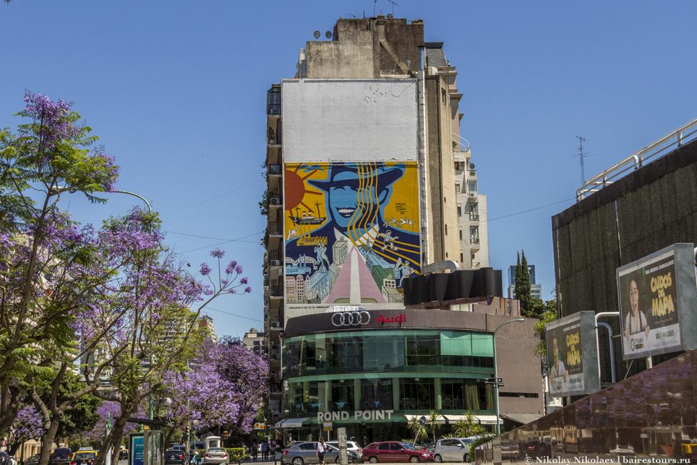 61. В целом Реколета мало чем отличается от других центральных районов Буэнос-Айреса, а в зимние месяцы так и вообще мрачновата, но для местных все равно остается очень крутым районом, и многие готовы переплачивать за посредственное жилье, но расположенное не где-нибудь, а в самой Реколете.