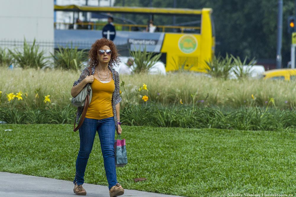 6. Женщина-леопард :)