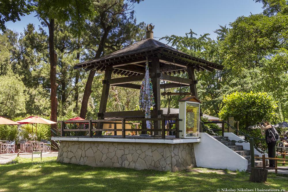 9. Японский сад Буэнос-Айреса.