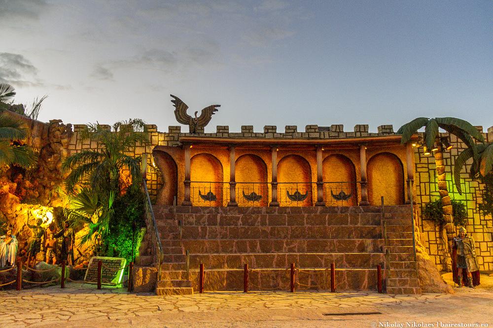 7. Помимо религии, задачей парка было воссоздание древнего Иерусалима, что создателям очень неплохо удалось воплотить в жизнь.