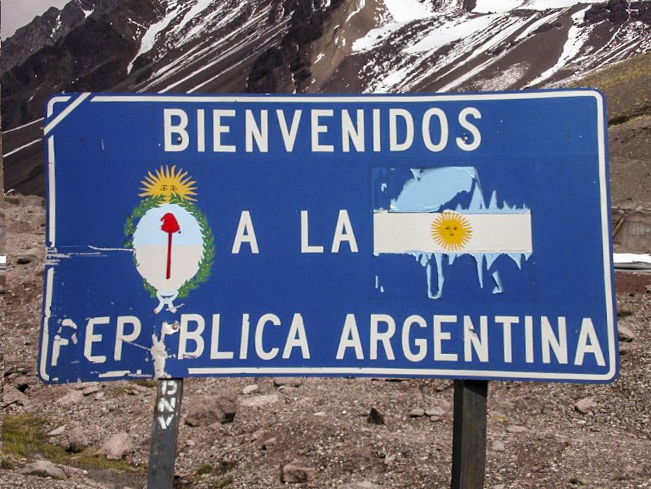 01. Добро пожаловать в Аргентину! :)