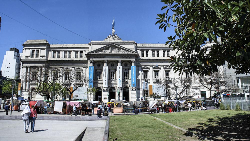 2. Факультет экономики Университета Буэнос-Айреса