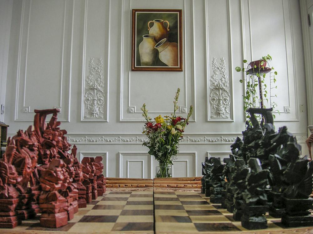 04. Ради красивых интерьеров не всегда обязательно останавливаться в 4-5-звездных отелях. Например, внутри хостела Tanguera тоже довольно симпатично, хотя сам хостел осталвяет желать лучшего.