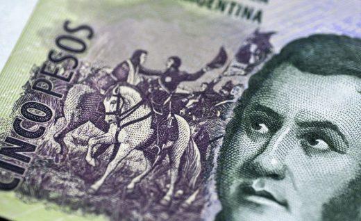 Фальшивые аргентинские песо