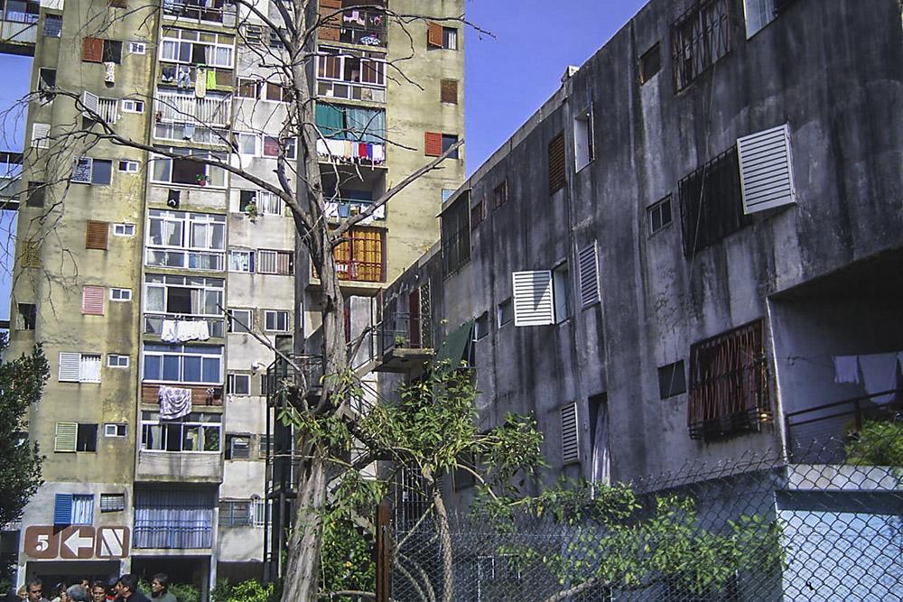 2. Одно из единичных фото района Barrio Ejército de los Andes.