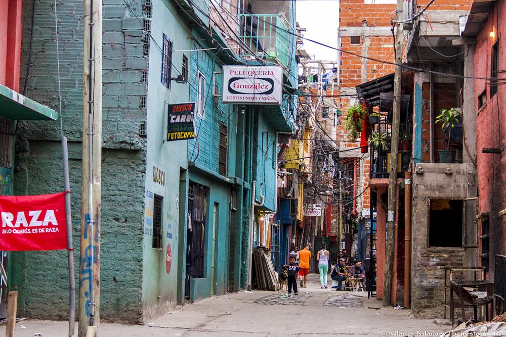 57. Последний взгляд на улочки самого лучшего района Буэнос-Айреса.
