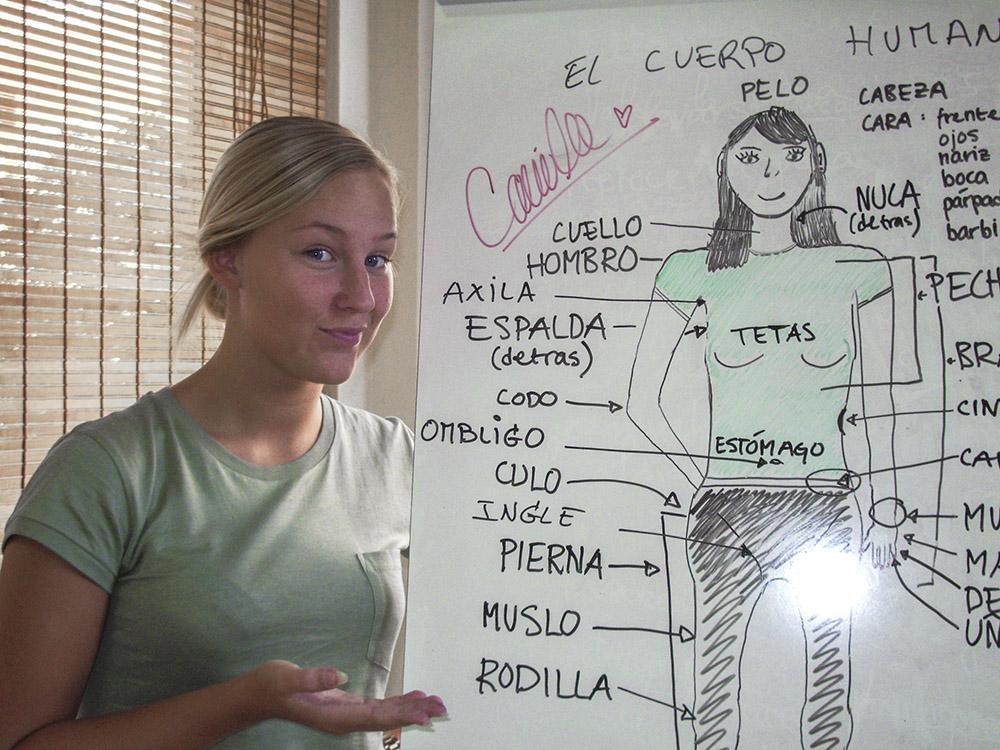 02. Испанский в Аргентине