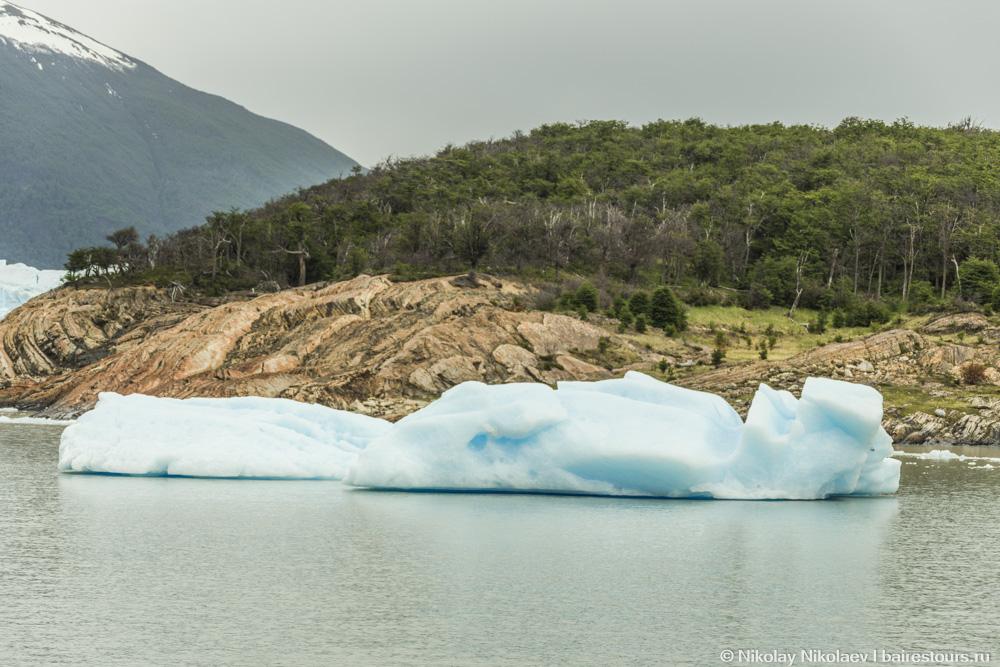 73. Лишь изредка ледяной гигант напоминает о своем существовании.