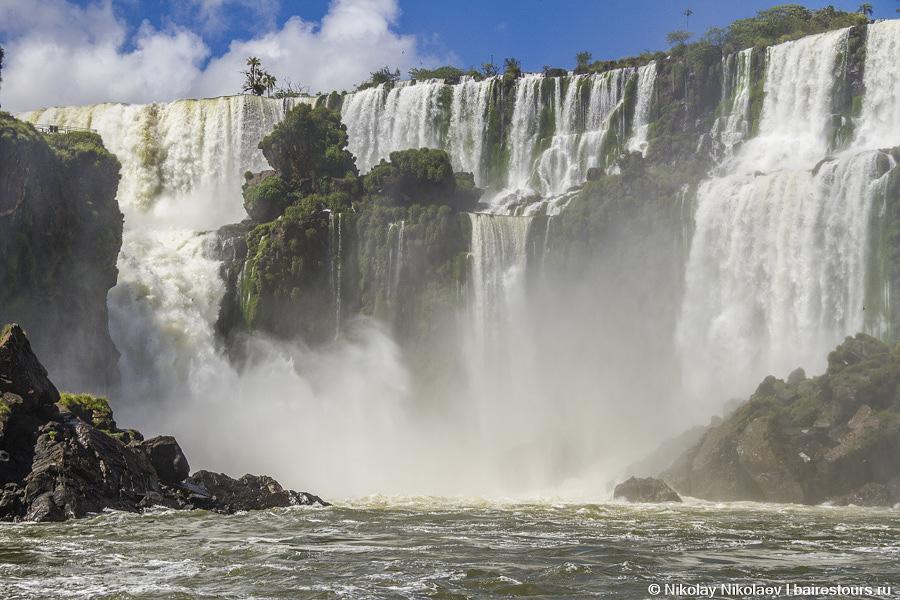 13. Эффект это зрелище оказывает мощнейший: все-таки видеть этих красавцев с уровня воды куда интересней, чем со смотровых площадок.