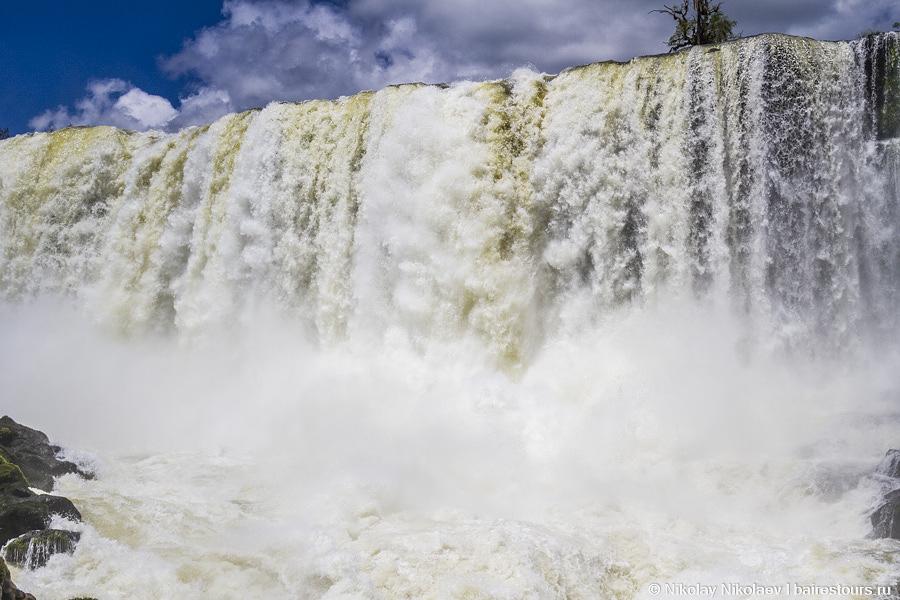 30. Водопады во всей красе.