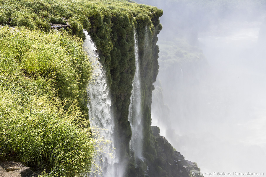 53. На этом придется с водопадами попрощаться.