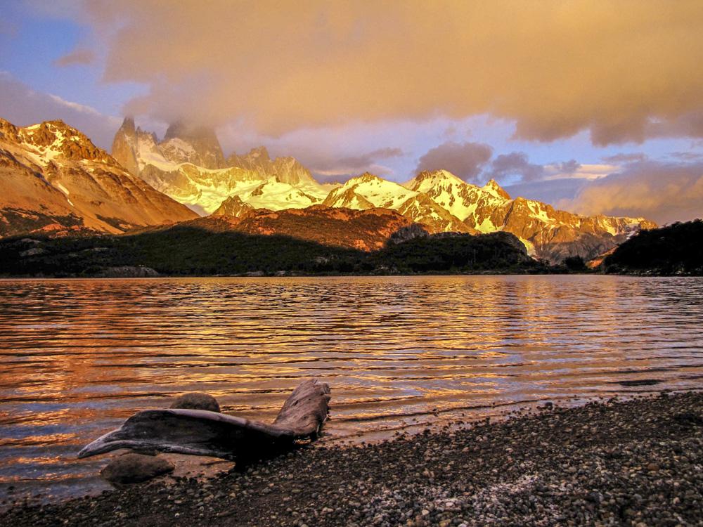 22. А так выглядит закат на Laguna Capri. Фото Sergejf.