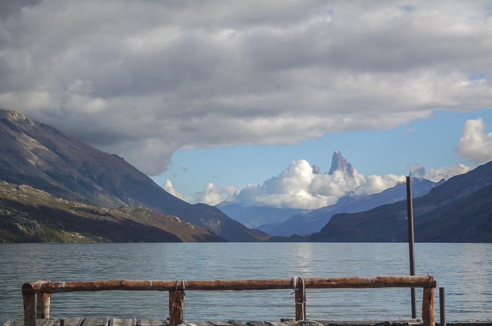 23. Lago del Desierto. Фото Reinaldo.