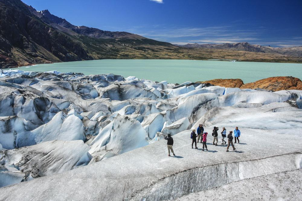 27. Треккинг по леднику Вьедма. Фото Lisa Weiche.l