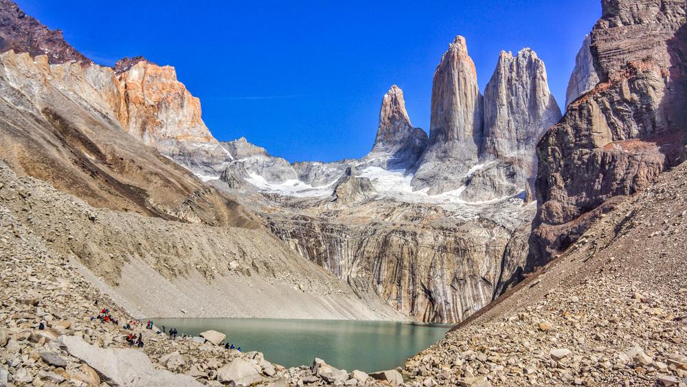 Patagonia. Треккинг к Фицрою и Торрес-дель-Пайне.