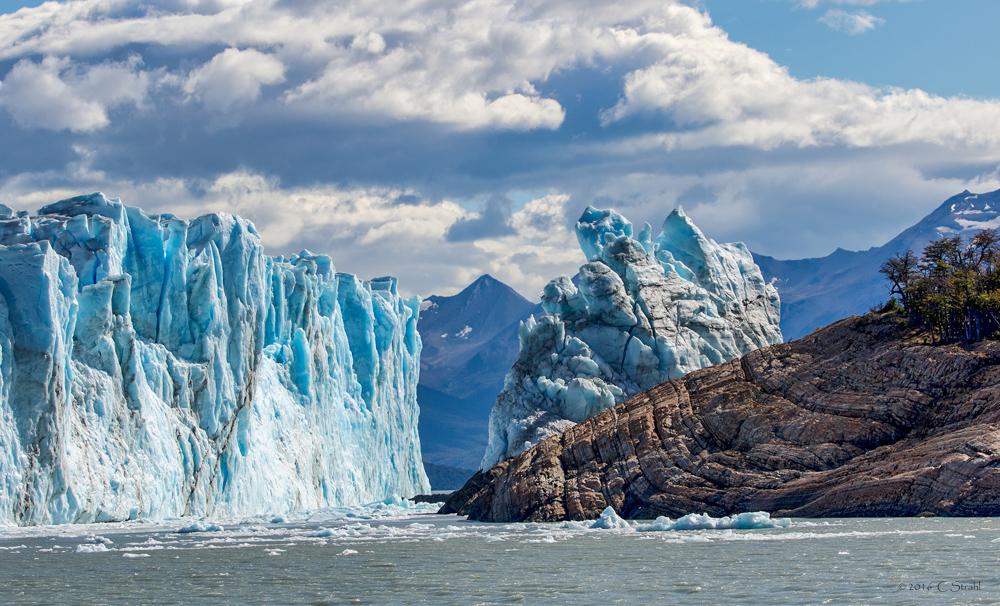 Ледник Перито-Морено, Патагония, Аргентина