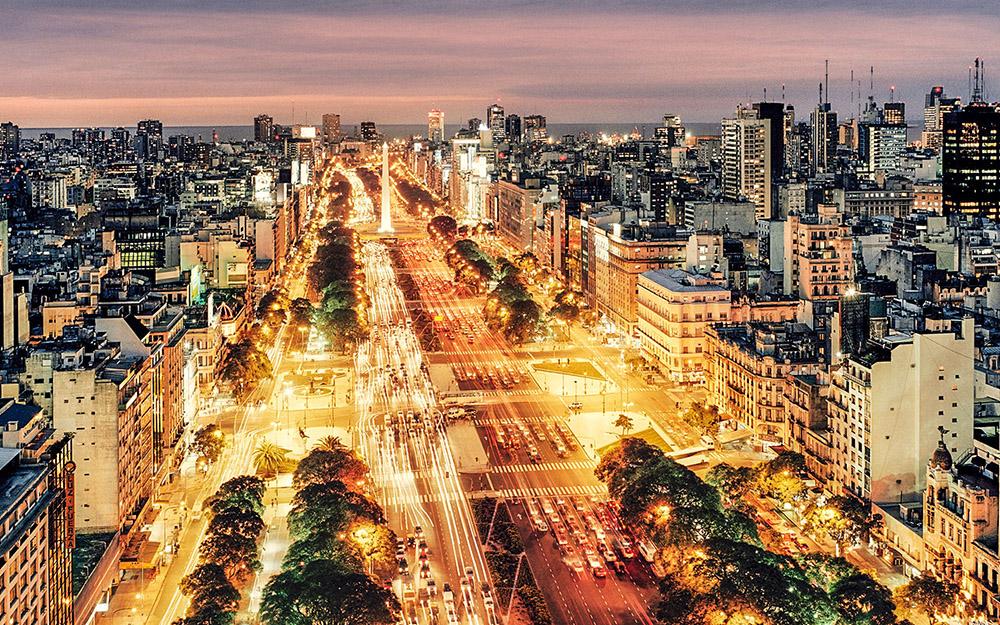 Новый год в Аргентине 2019