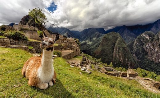 Экспедиция в Перу 2018