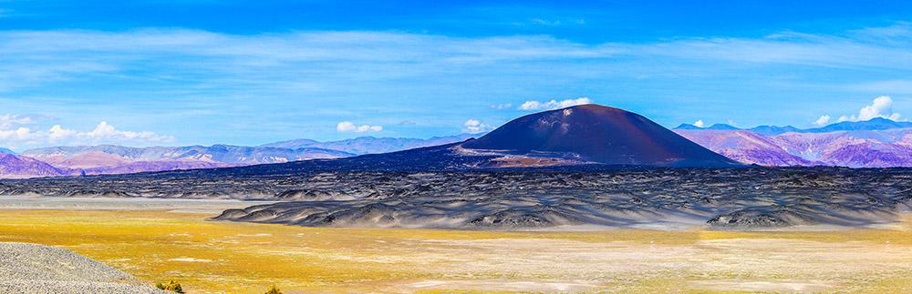 Пейзажи аргентинской Пуны