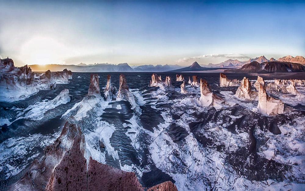 Пуна - высокогорный район в Южной Америке