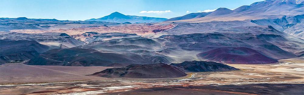 Ландшафты Пуны, Южная Америка