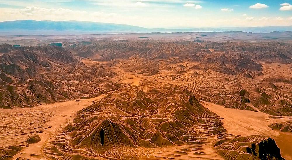 Пустыня Пуно на плато Альтиплано, Аргентина