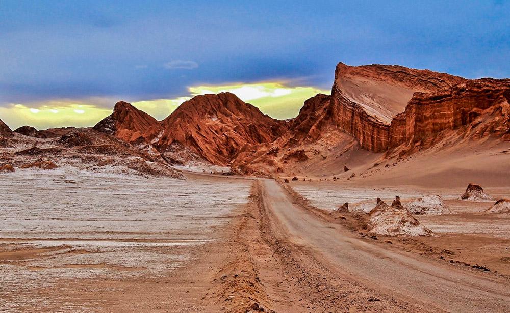 Пустыня Атакама, Антофагаста