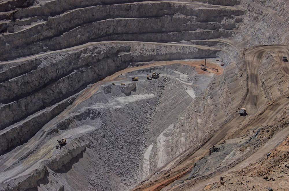 Медный рудник, Антофагаста