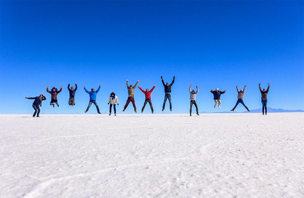 Лучшее время для поездки в Боливию на Салар Уюни