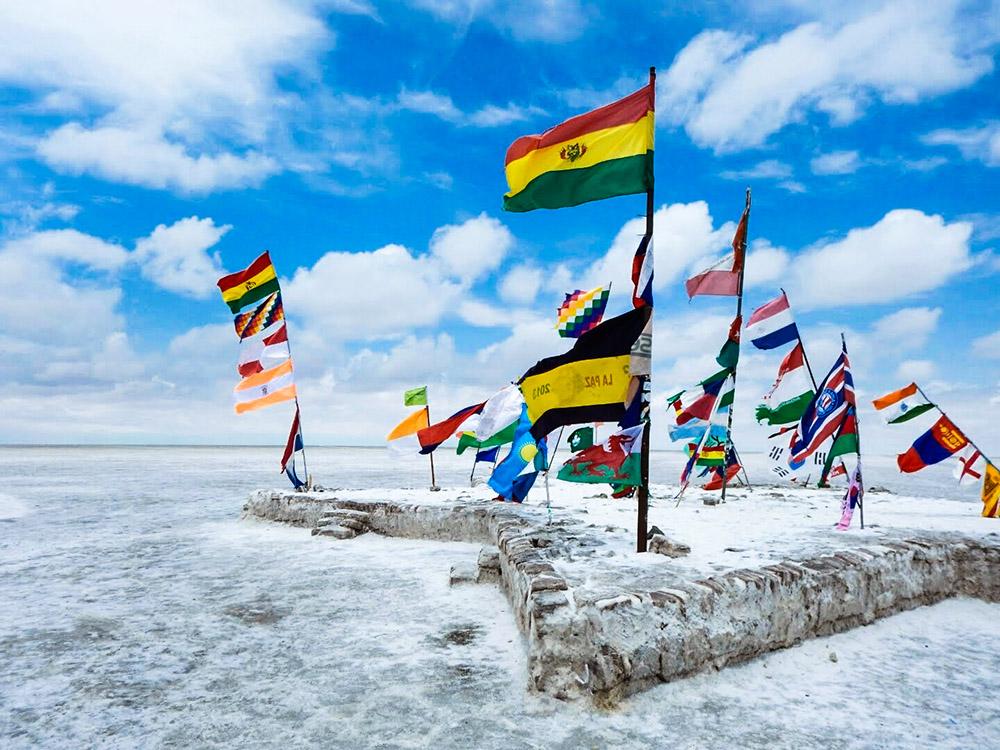 Салар де Уюни — самое большое соленое озеро на планете