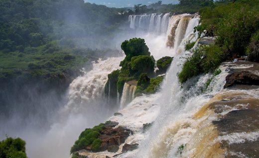 Водопады Игуасу: как добраться?