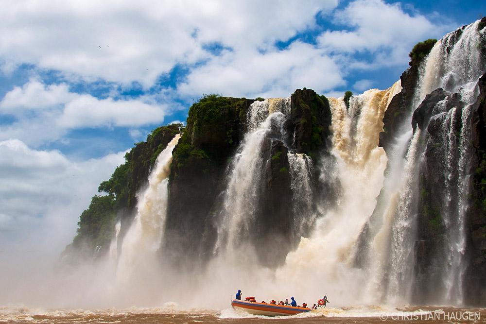 Достопримечательности Аргентины: водопады Игуасу