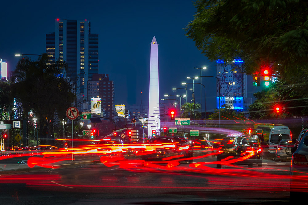 5 самых красивых городов Аргентины: Буэнос-Айрес