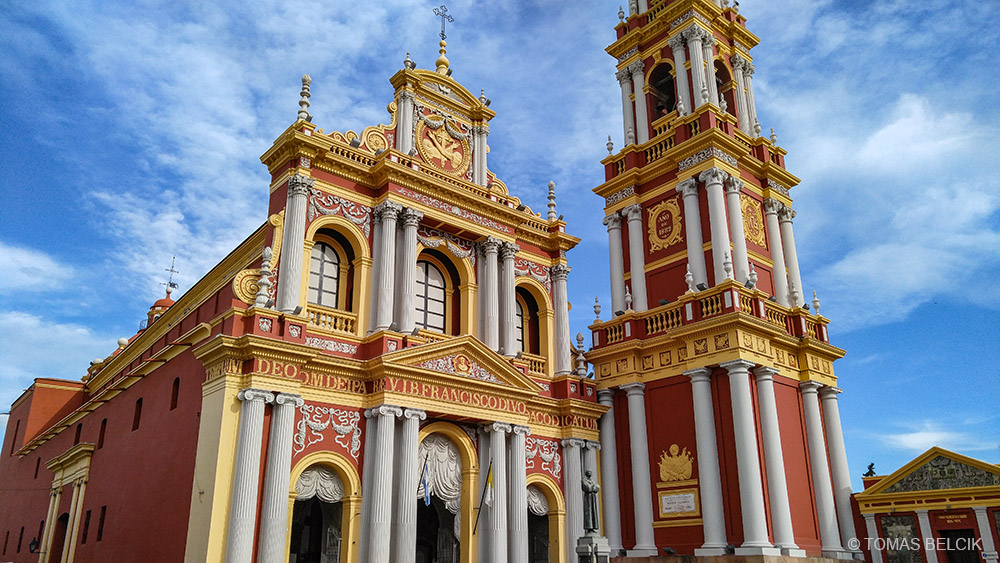 Города Аргентины: Сальта