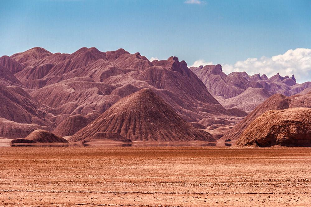 Высокогорное плато Альтиплано, Аргентина