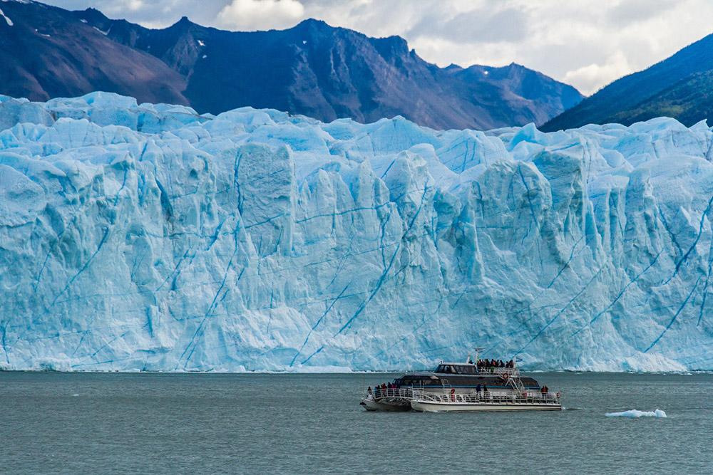 Перито-Морено - главный ледник Патагонии