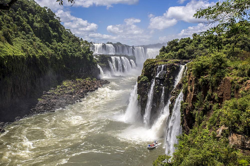 Национальный парк Игуасу, Аргентина