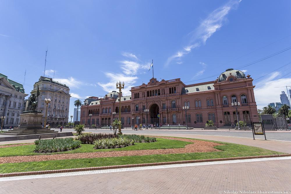 Plaza de Mayo, Буэнос-Айрес