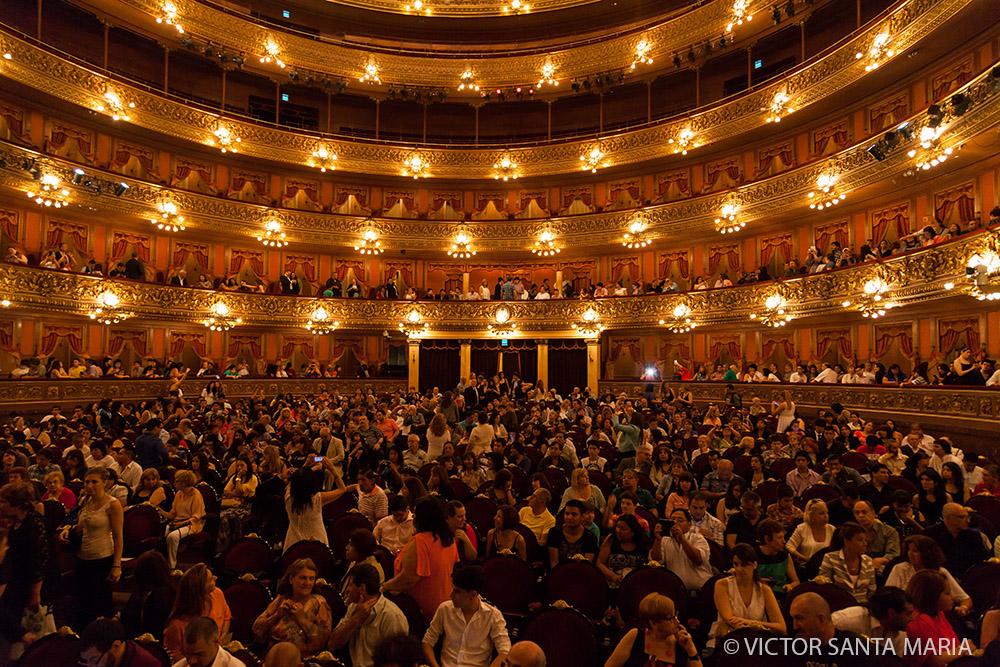 Театр Колумба — главная оперная сцена Южной Америки