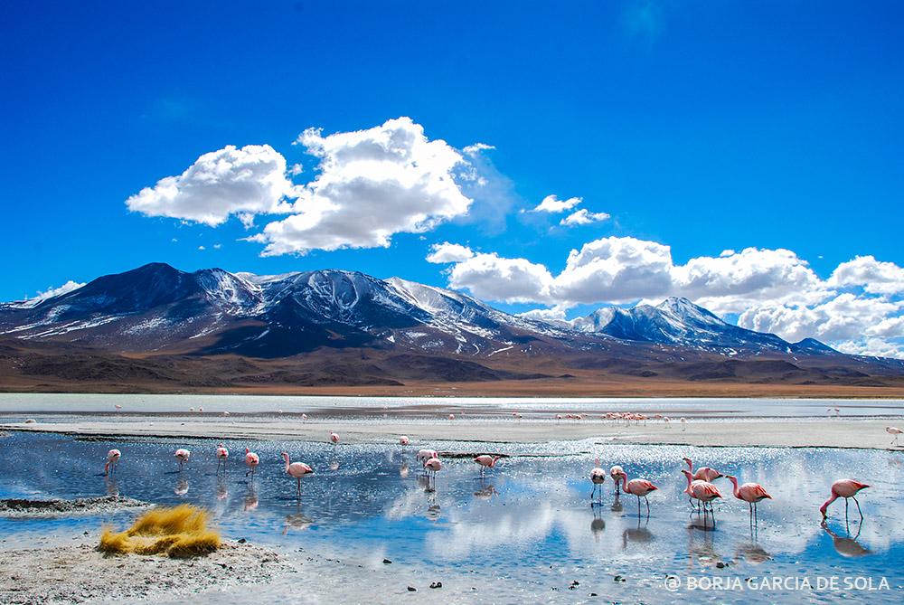 Солончак Салар де Уюни, Боливия