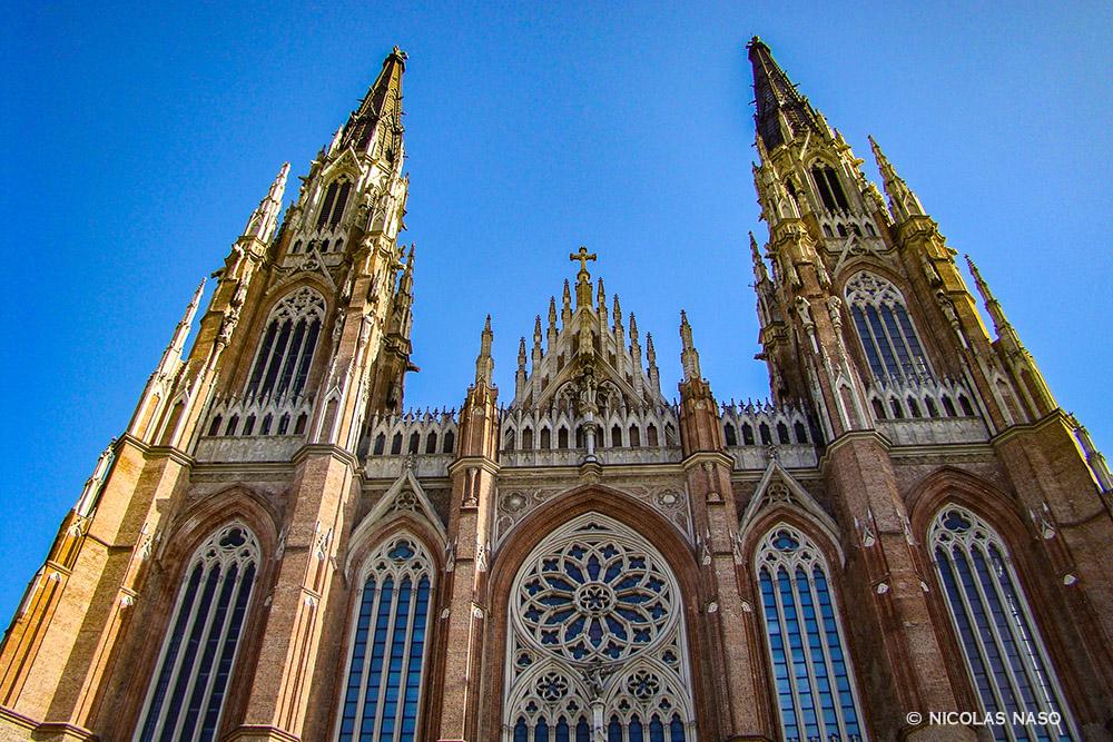 8 крупных городов Аргентины: Ла-Плата