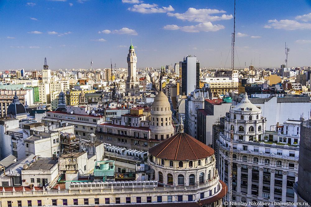 8 крупных городов Аргентины: Буэнос-Айрес