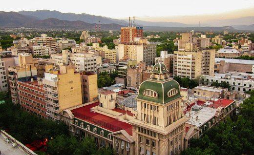8 крупных городов Аргентины