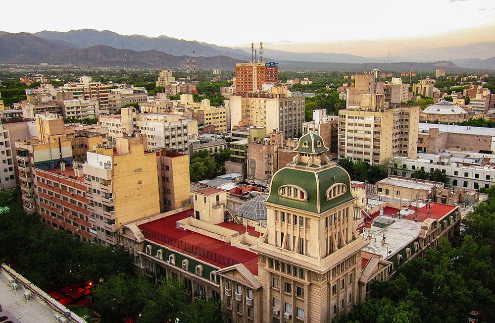 Мендоса - винодельческая столица Аргентины