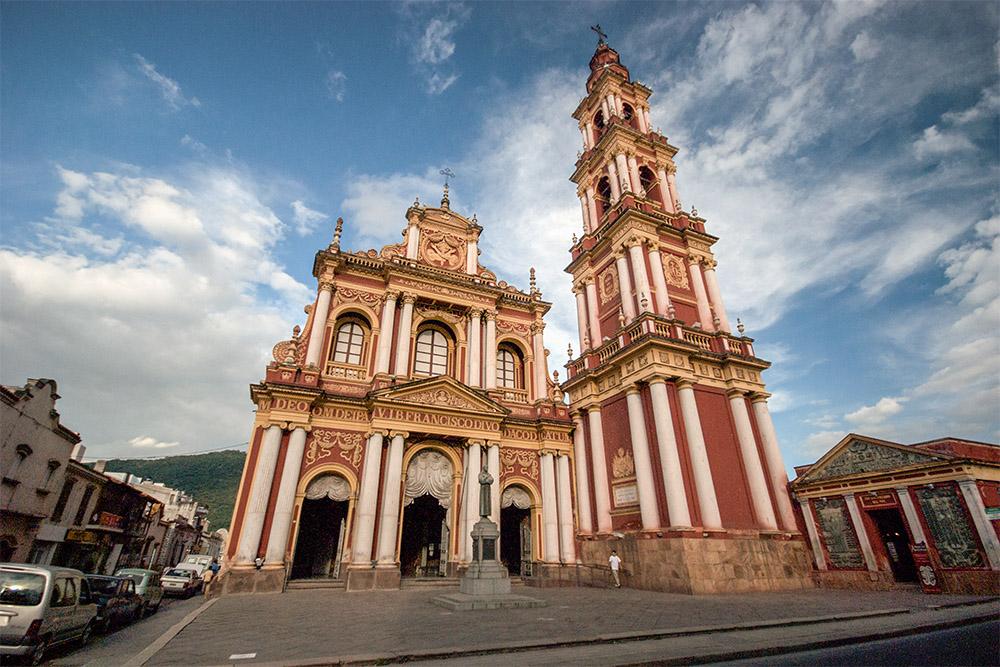 Знаменитые города Аргентины: Сальта